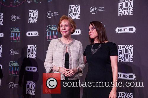 Carol Burnett and Rebecca Campbell 1