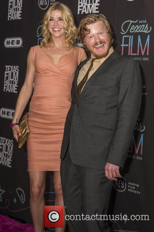 Adrianne Palicki and Jesse Plemons 1