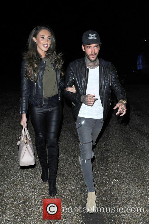 Megan Mckenna and Pete Wicks 6
