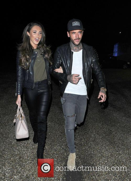 Megan Mckenna and Pete Wicks 7