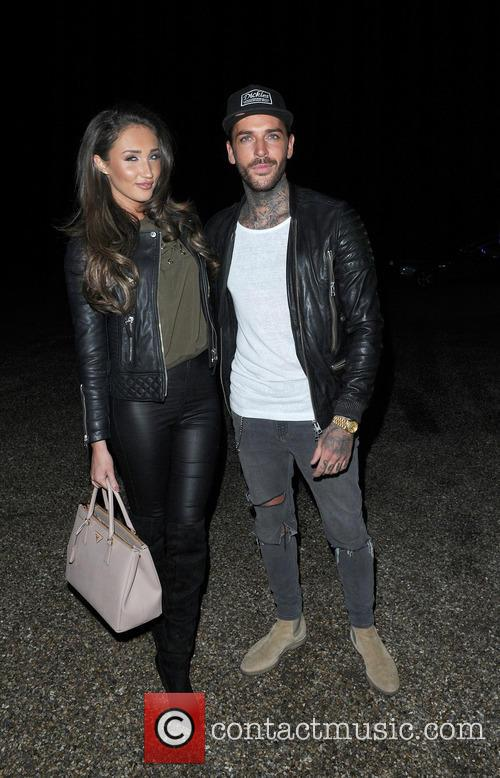 Megan Mckenna and Pete Wicks 8