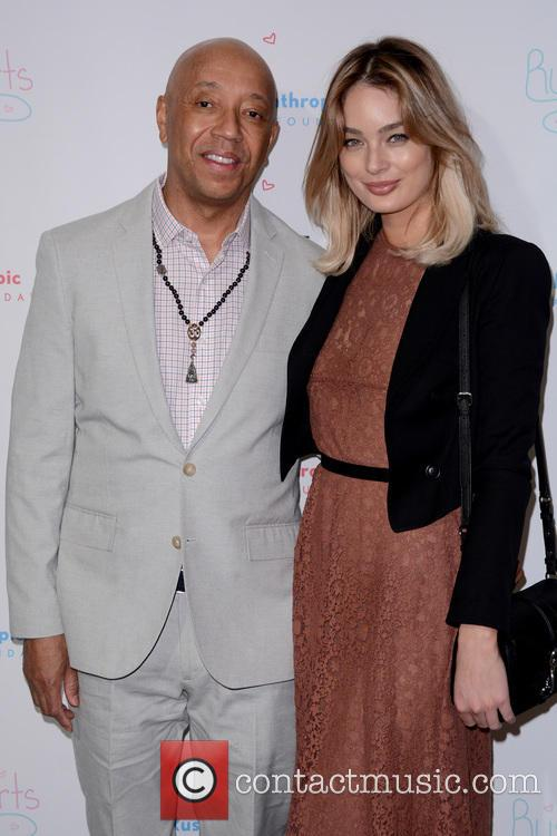 Russell Simmons and Lucy Mcintosh 2