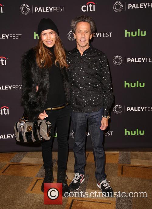 Veronica Grazer and Brian Grazer 1