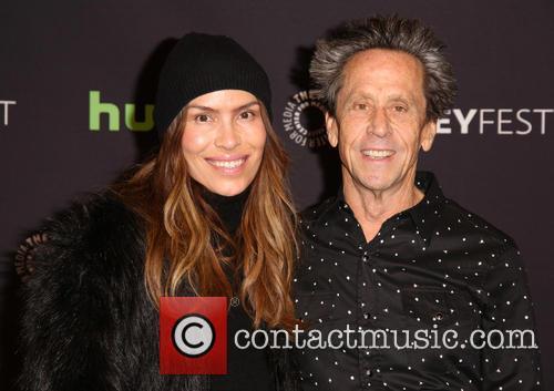 Veronica Grazer and Brian Grazer 2