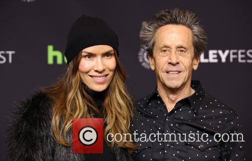 Veronica Grazer and Brian Grazer 3