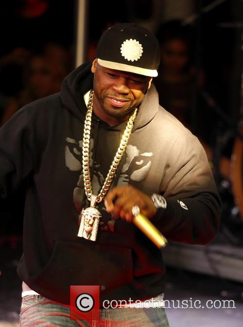 50 Cent Arrested For Cursing On Stage In The Caribbean
