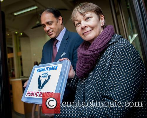 Caroline Lucas and Green Party Mp For Brighton Pavilion 3