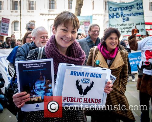 Caroline Lucas and Green Party Mp For Brighton Pavilion 5