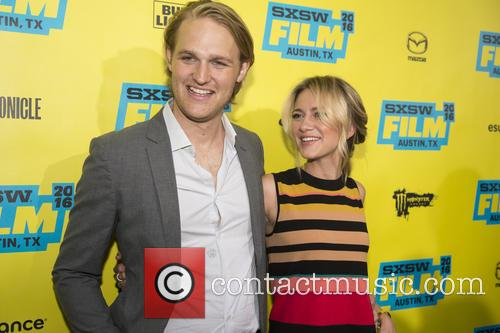 Wyatt Russell and Meredith Hagner 2