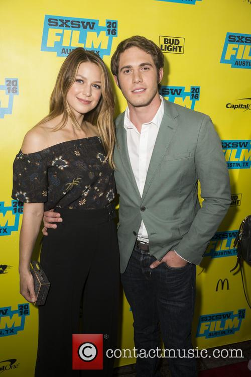 Melissa Benoist and Blake Jenner 2