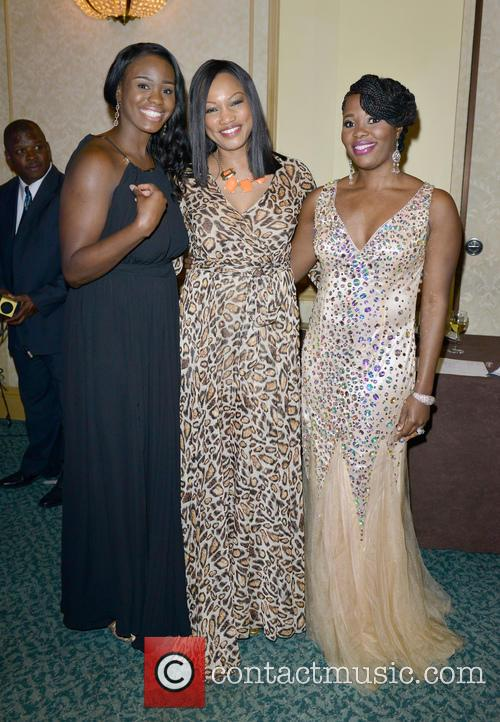 Altanese Phenelus, Garcelle Beauvais and Soeurette Michel 1