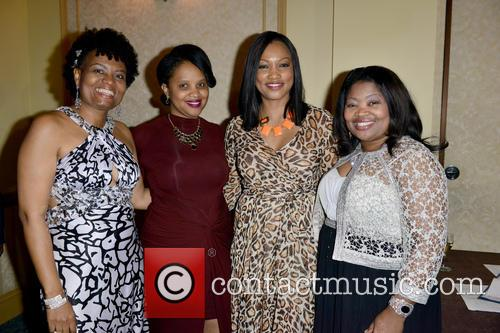 Nancy Morisseau and Garcelle Beauvais 1