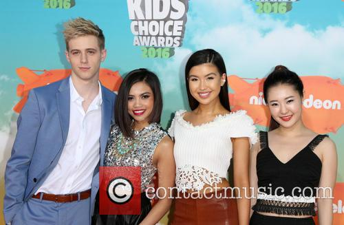 Louriza Tronco, Erika Tham, Dale Whibley and Megan Lee 2