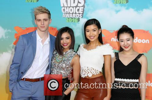 Louriza Tronco, Erika Tham, Dale Whibley and Megan Lee 3