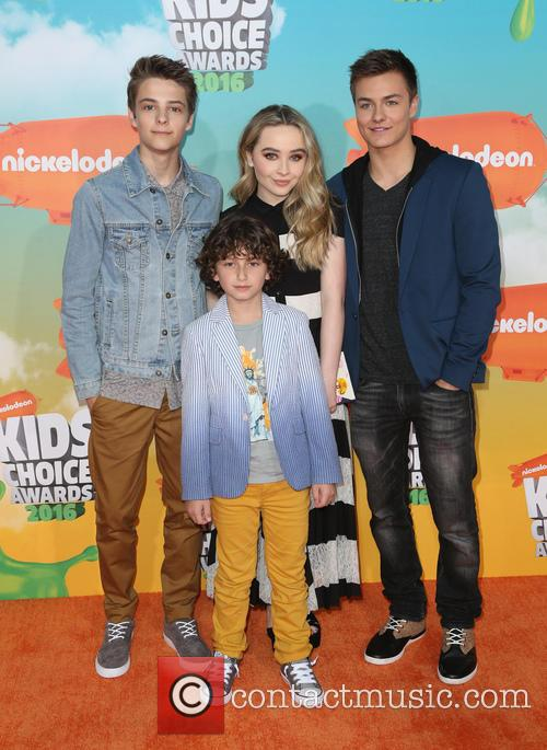Sabrina Carpenter, Corey Fogelmanis and Guests 7