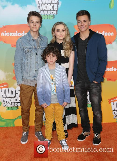 Sabrina Carpenter, Corey Fogelmanis and Guests 8