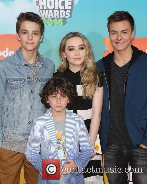 Sabrina Carpenter, Corey Fogelmanis and Guests 9