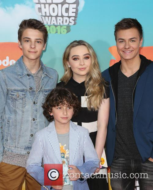 Sabrina Carpenter, Corey Fogelmanis and Guests 10