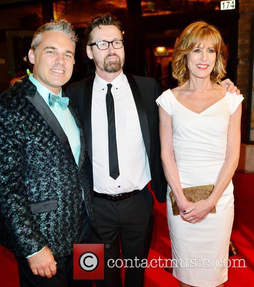 Jaie Laplante, Andrew Currie and Christine Lahti 1