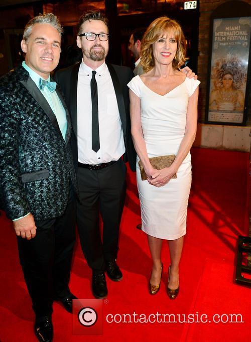 Jaie Laplante, Andrew Currie and Christine Lahti 2