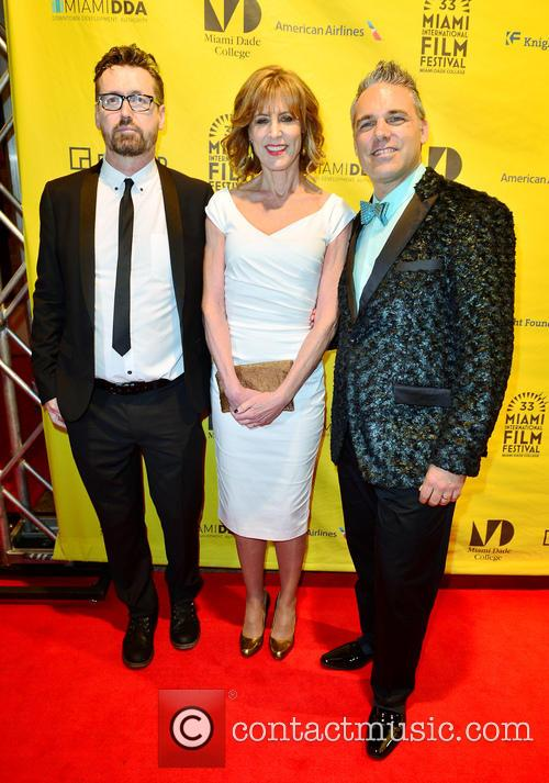 Andrew Currie, Christine Lahti and Jaie Laplante 1