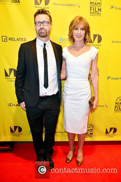 Andrew Currie and Christine Lahti 2