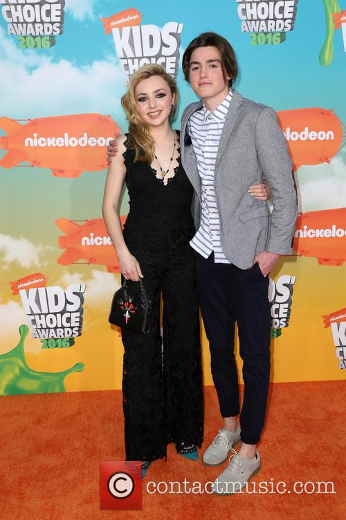 Peyton List and Spencer List 8