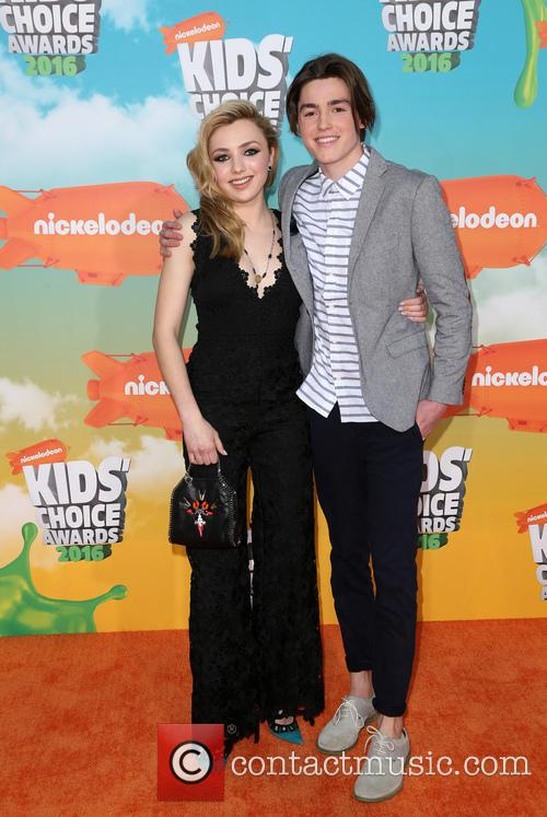 Peyton List and Spencer List 9