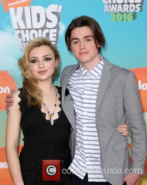 Peyton List and Spencer List 10