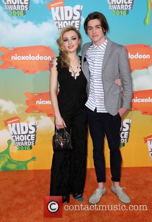 Peyton List and Spencer List 11