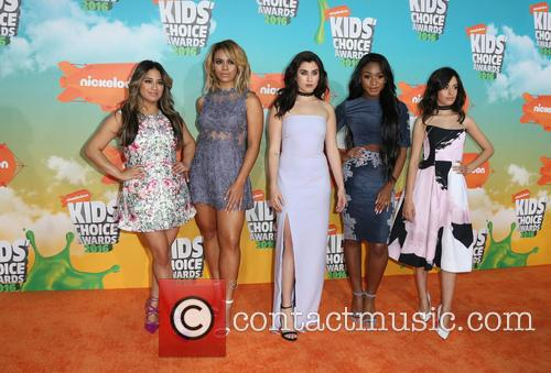 Ally Brooke, Dinah Jane, Normani Kordei, Camila Cabello, Lauren Jauregui and Of Fith Harmony 1