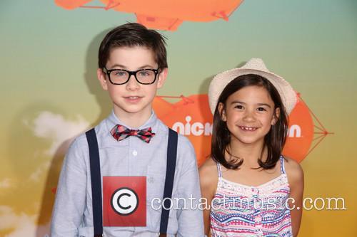 Owen Vaccaro and Scarlett Estevez 2