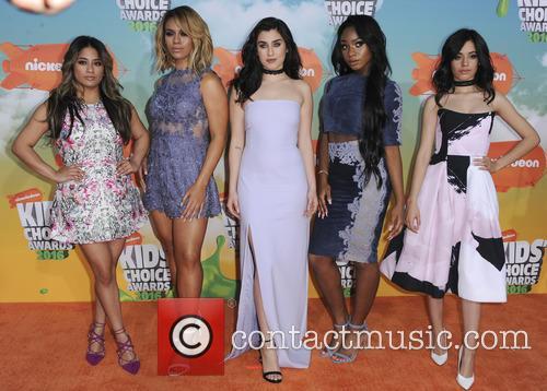 Ally Brooke, Dinah-jane Hansen, Lauren Jauregui, Normani Kordei and Camila Cabello 1