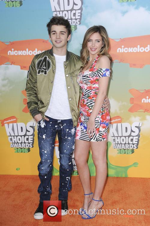 Jack Griffo and Ryan Newman 2