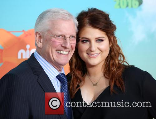 Gary Trainor and Meghan Trainor 2