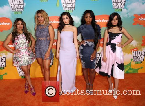 Fifth Harmony, Ally Brooke, Dinah-jane Hansen, Lauren Jauregui and Normani Kordei 2