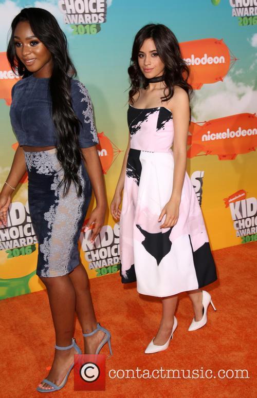 Fifth Harmony, Ally Brooke, Dinah-jane Hansen, Lauren Jauregui and Normani Kordei 5