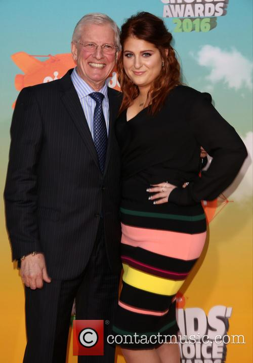 Gary Trainor and Meghan Trainor 6