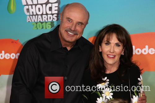 Phil Mcgraw and Robin Mcgraw 3