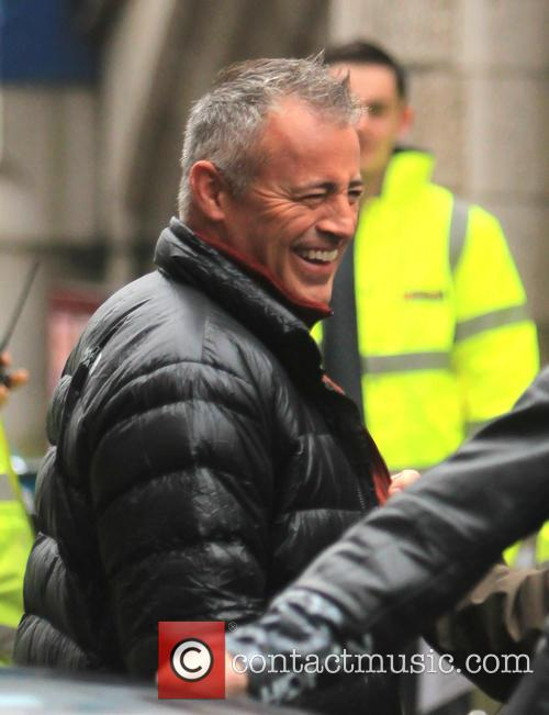 Matt Leblanc Keen For New Series Of 'Top Gear', But Is Unsure About The Show's Future