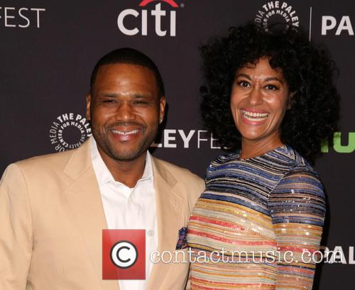 Anthony Anderson and Tracee Ellis Ross 10