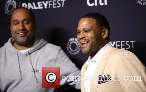 Kenya Barris and Anthony Anderson 6