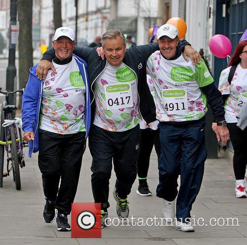 The Wright Family and Royal Marsden March 1