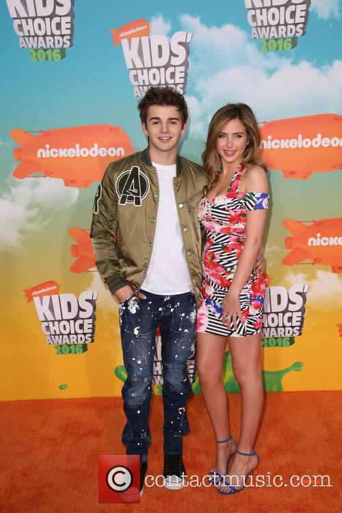 Jack Griffo and Ryan Newman 1