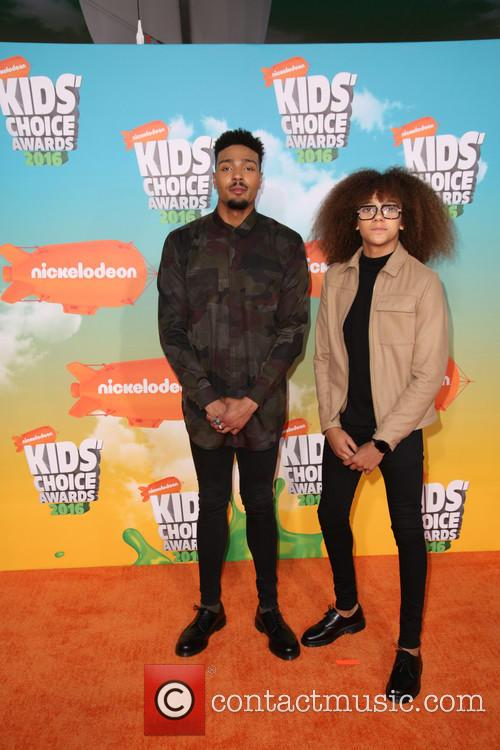 Jordan Banjo and Perri Kiely 1