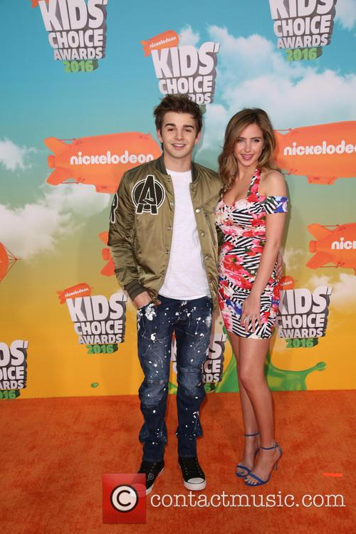 Jack Griffo and Ryan Newman 7