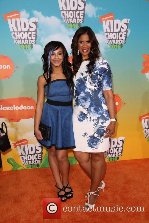 Nia Sioux Frazier and Holly Frazier 3