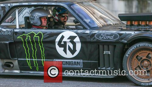 Matt Leblanc and Ken Block 3
