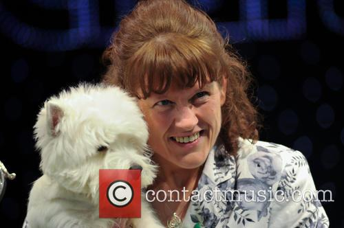 Marie Burns, Devon and Ch Burneze Geordie Girl 4