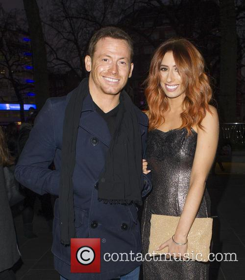 Joe Swash and Stacey Solomon 3